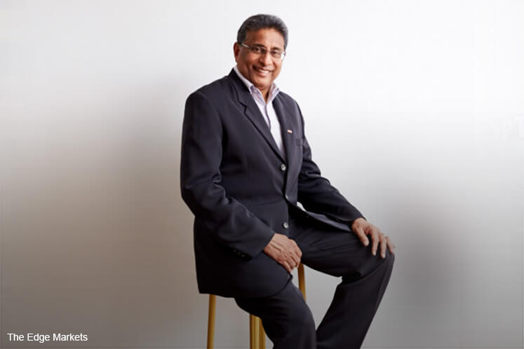 Cover Story: Vision 20: In love we serve - Datuk KJ Abraham, CEO of World Vision Malaysia