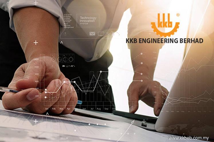 KKB Engineering rises 3.57% on bagging Petronas Carigali job