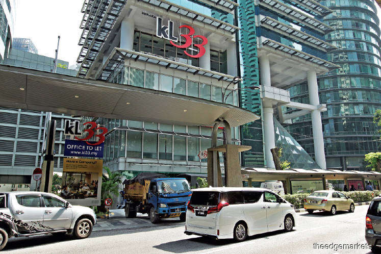 KL33 owner seeks fat premium for building after extreme makeover