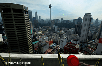 Malaysia's GDP growth to weaken to 4.5% in 2016, says Moody's