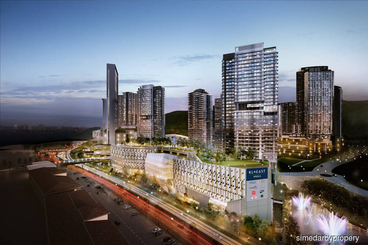 KL East Mall to open in March 2020