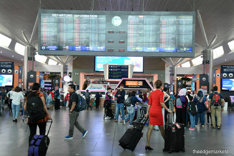 Domestic demand to drive Malaysia's air travel recovery in 2020