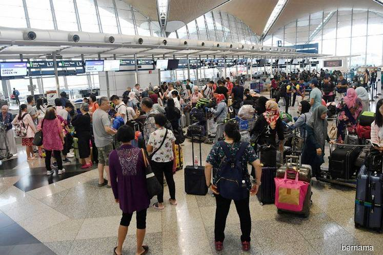 Technical glitch at KLIA and klia2 to be resolved by tomorrow morning — MAHB