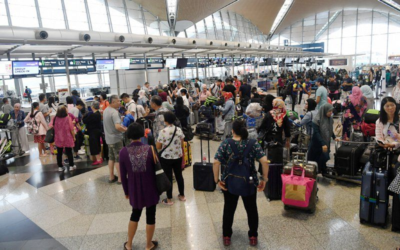 As systems outage in KLIA nears 48th-hour mark, MAHB says situation 'improving'