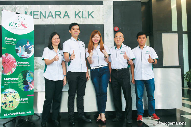 Long-time supporter KLK returns as sponsor