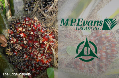 KLK sweetens deal for MP Evans, ups offer price to 740 pence apiece