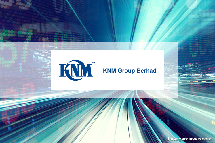 Stock With Momentum: KNM Group