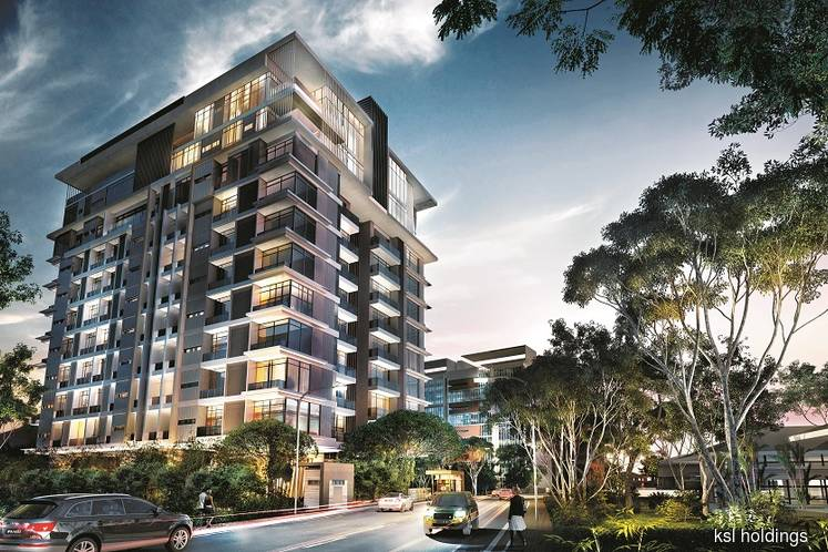 KSL Holdings to relaunch high-end condominium at Jalan Madge, Ampang