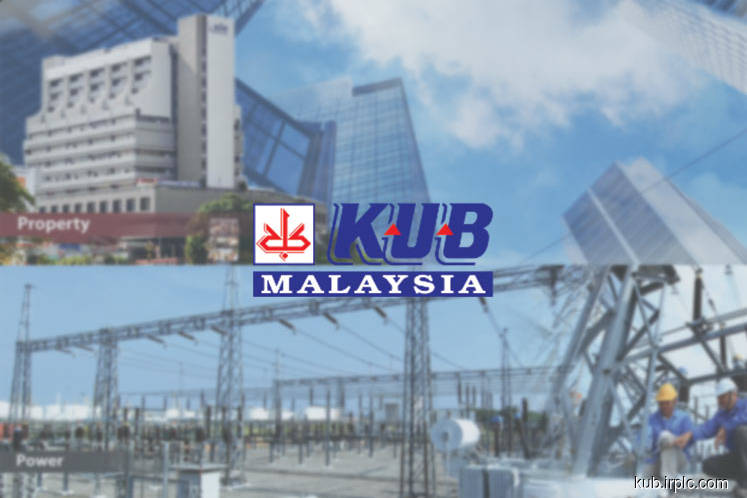 KUB Malaysia active, up 7.41% after Johari made non-exec chairman