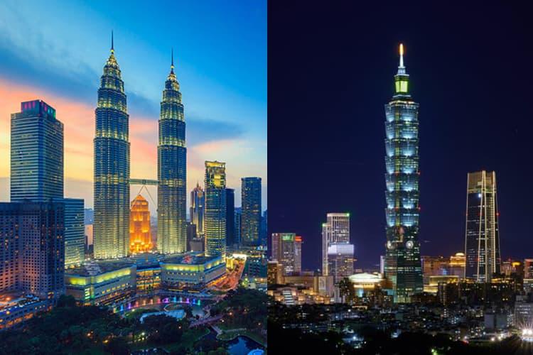 Hong Kong Investors Shun Singapore for Homes in Malaysia, Taiwan