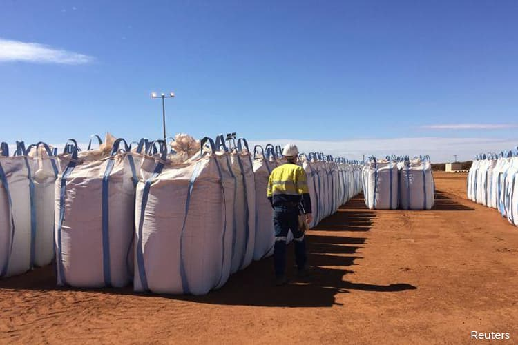 Australia's Lynas picks Kalgoorlie for rare earth processing site