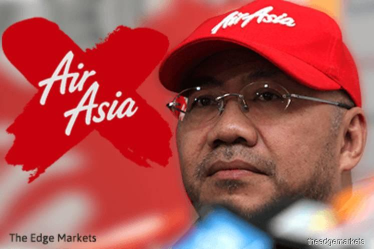 AirAsia chairman Kamarudin Meranun pays RM3.64 mil settlement with SC for insider trading