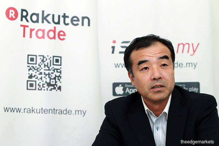 Rakuten Trade looking at disrupting the stock trading industry