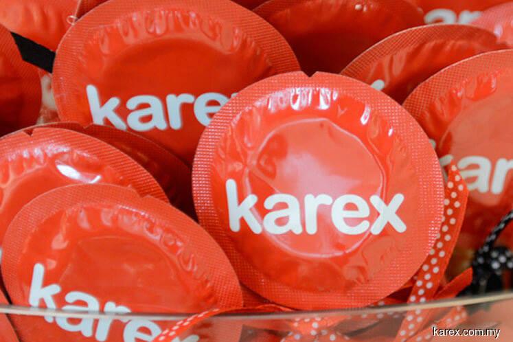 Karex soars on heavy volume; company cites 'trader sentiments'