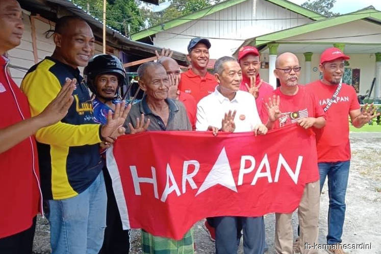 Tanjung Piai by-election: PH candidate banking on Dr Mahathir's pulling power