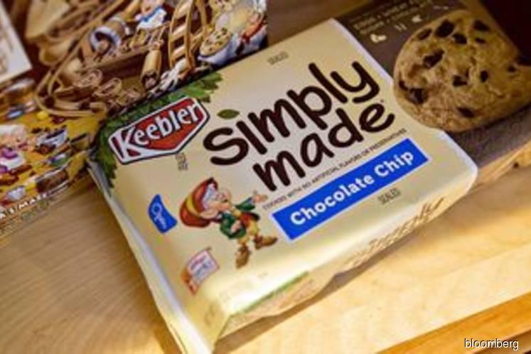 Kellogg sells Keebler, snacks to Ferrero for US$1.3 bil