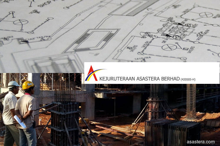 Kejuruteraan Asastera falls 2.38% on getting Bukit Raja land as debt settlement