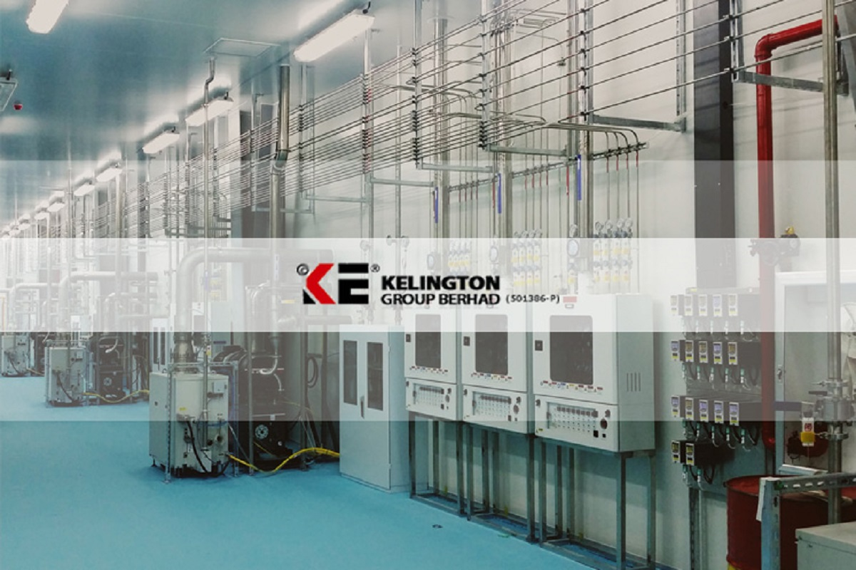 Kelington rises as much as 15.97% after announcing RM420m contract win