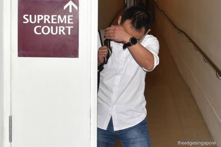 SINGAPORE (Feb 18): Former abettor-turned-prosecution witness Ken Tai Chee Ming (pix) in court on Feb 18 alleged that Richard Teng, the former chief regulatory officer of the Singapore Exchange (SGX), was feeding information to penny stock crash mastermind John Soh Chee Wen. (Photo credit: theedgesingapore)