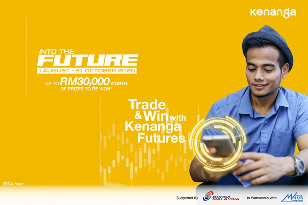Kenanga Futures' annual Into the Future campaign returns with RM30k worth of prizes