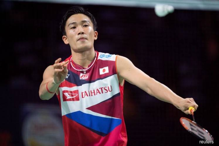 Badminton: World No.1 Momota may be released from hospital on Wednesday
