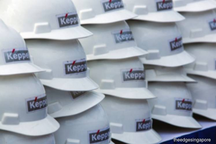 Keppel reverses out of the red in 4Q with earnings of S$135 mil on absence of graft-linked penalty and costs