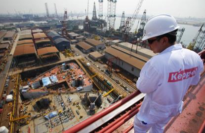 Keppel Corp denies EIG's Petrobras allegations