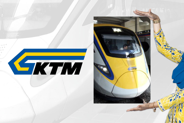 KTM's ETS, Komuter and Cargo services affected following train derailment
