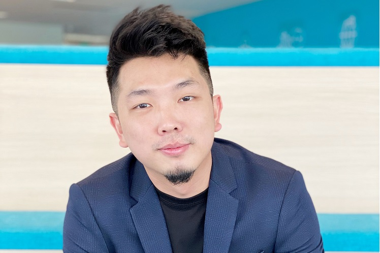 Keek Wen Khai, CEO and co-founder of LiveIn