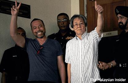 Putrajaya appeals against granting bail to 1MDB critics