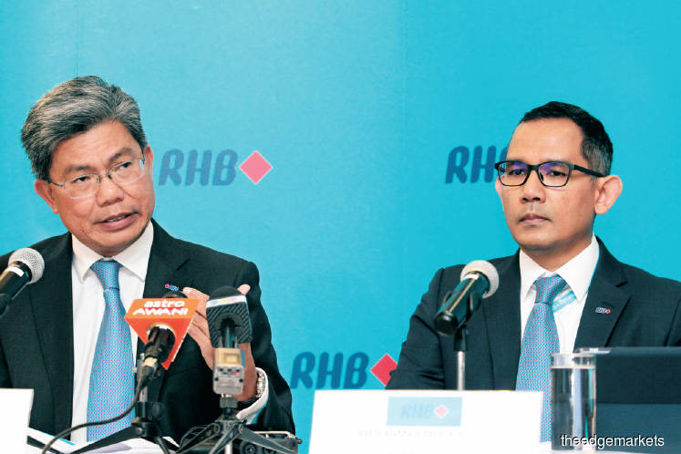 RHB 'cautiously optimistic' on achieving another record year