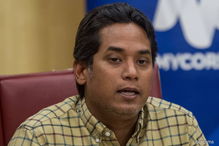 Internal probe by MoF is insufficient, says Khairy as he lodges police report