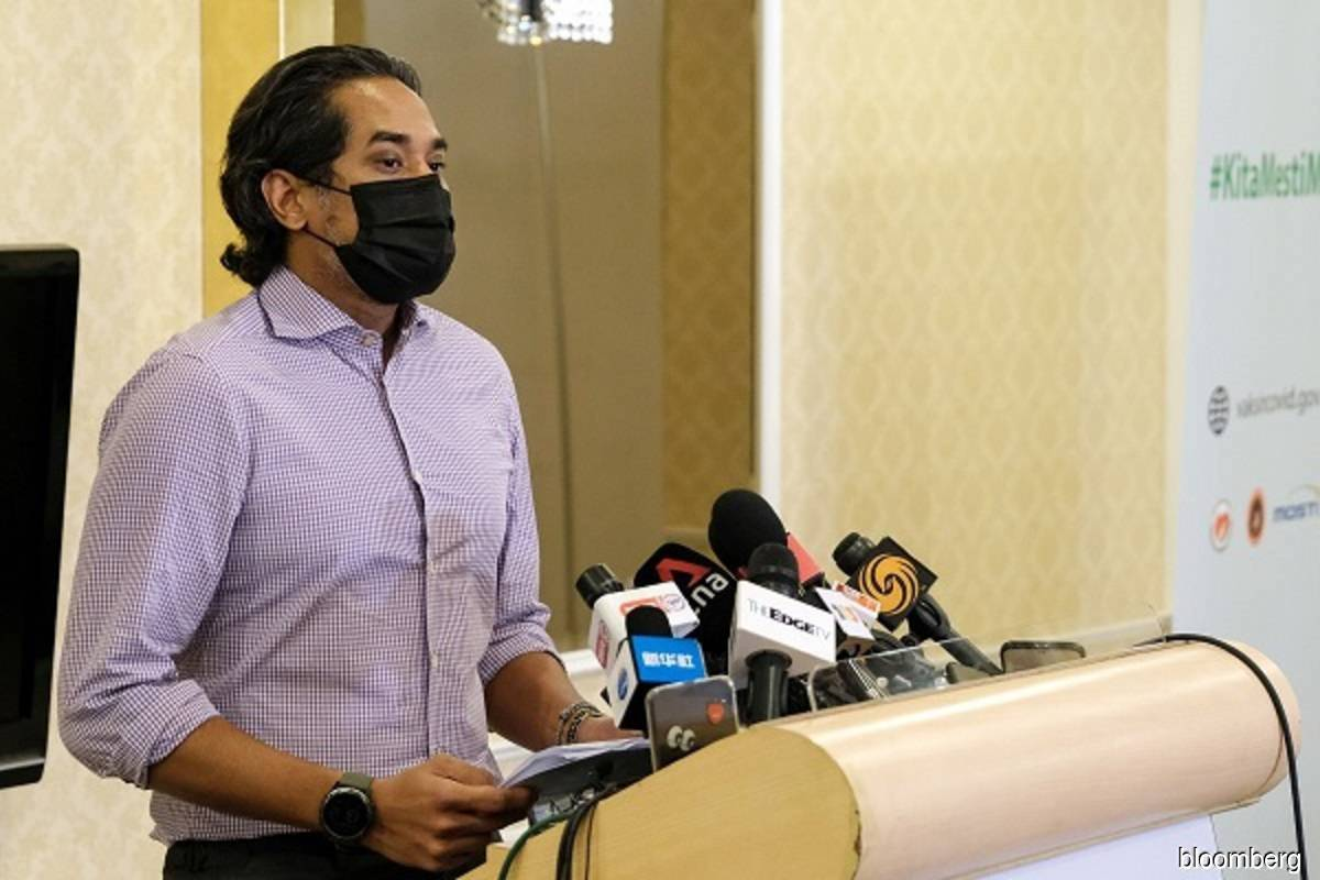 10% of population fully vaccinated, says Khairy