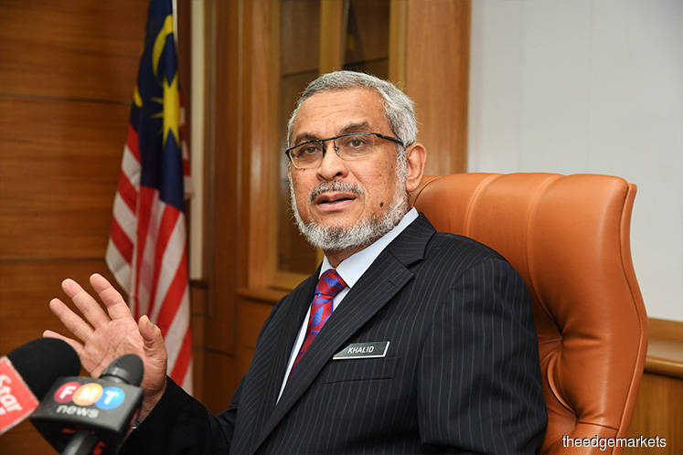 Khalid defends YWP role amidst criticism of conflict
