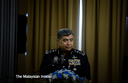 IGP wants Twitter user arrested for linking Najib, Rosmah to murders