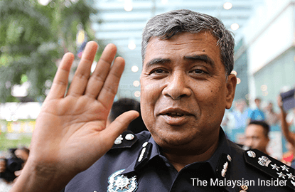 IGP: Transfer of Special Branch No 2 not unusual