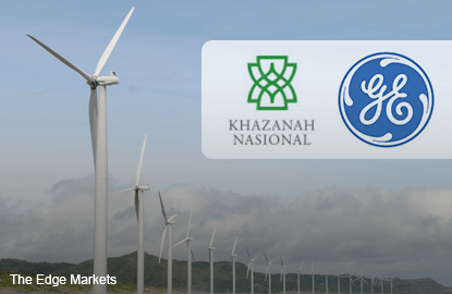 Khazanah, GE in biogas collaboration