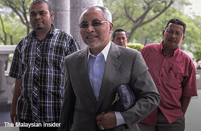 Federal Court upholds guilty verdict for Khir Toyo