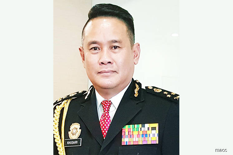 Ahmad Khusairi appointed MACC investigation division chief
