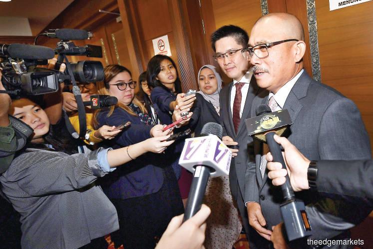 PAC's renewed 1MDB probe starts Oct 29
