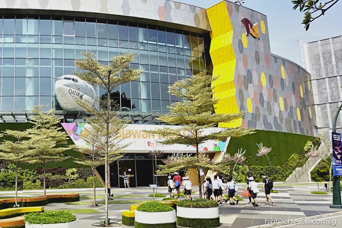 Khazanah-owned KidZania Singapore under liquidation