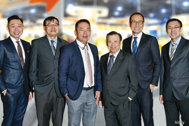 Kimly drawn into scandal involving former Pokka CEO Alain Ong