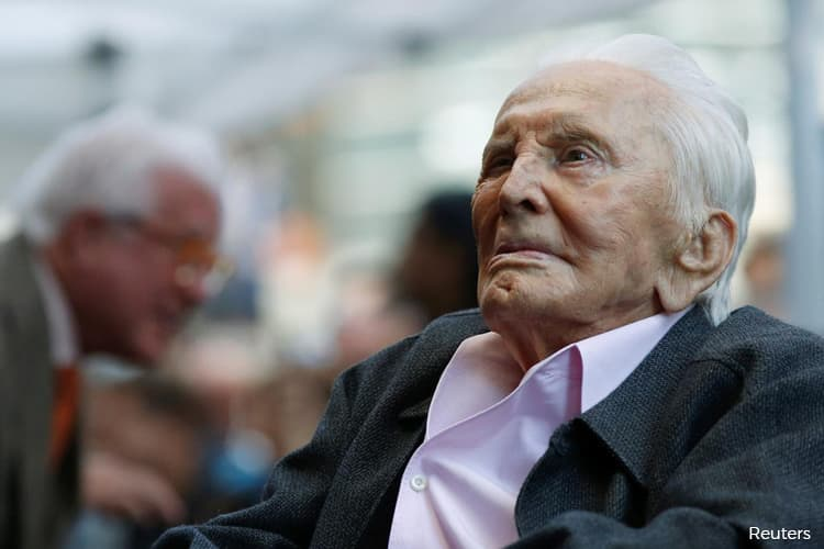 Kirk Douglas dead at 103, son Michael Douglas tells People magazine