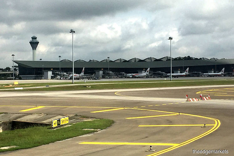 Runway 3 at KLIA to undergo upgrades