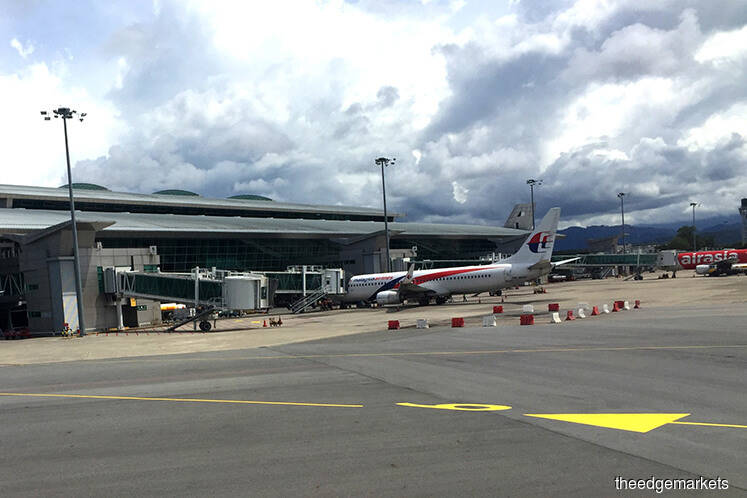 Passenger count to rise by 40% at KLIA over CNY