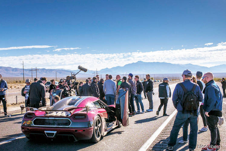 Cars: How Koenigsegg broke the land speed record with its Agera RS