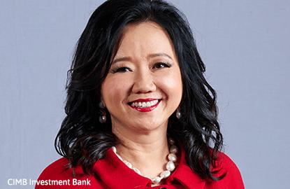 Kong Sooi Lin is CIMB Investment Bank's CEO