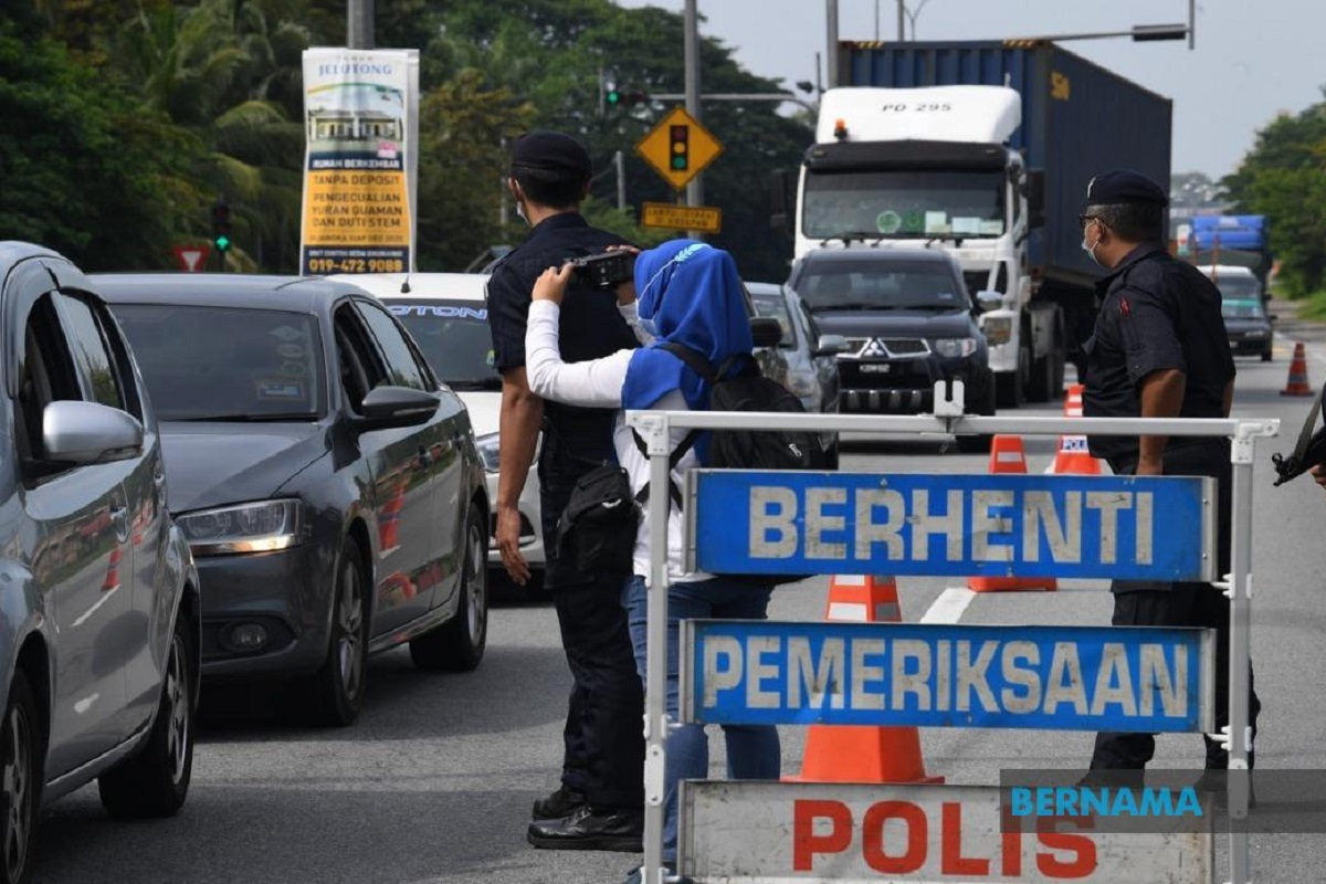 EMCO: Police to tighten control in Kota Setar