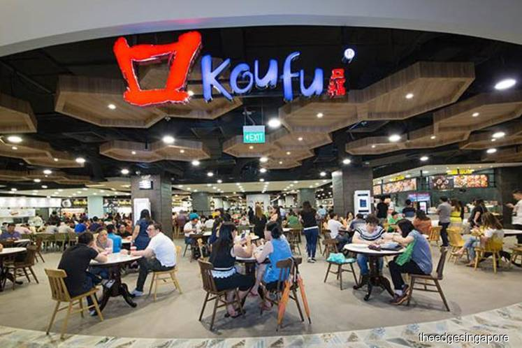 Koufu launches IPO at 63 cents per share to raise S$74m