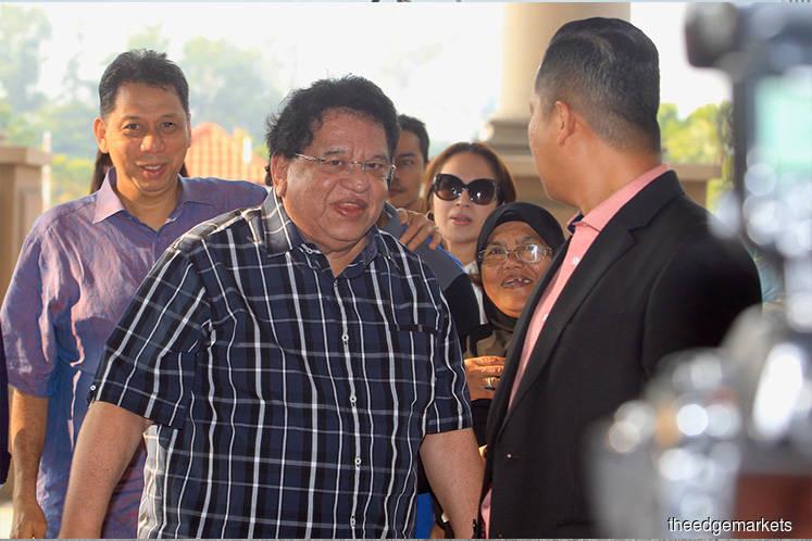 Ku Nan ordered to enter defence in graft trial